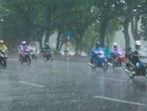 Dự báo thời tiết 26/10: Không khí lạnh tràn về, Hà Nội mưa rào và dông