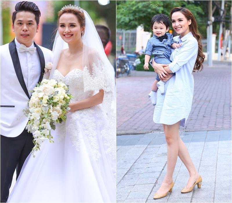 Xuất hiện lạ hoắc thế này, bạn có nhận ra đây là Hoa hậu nổi tiếng nào của showbiz Việt?-17