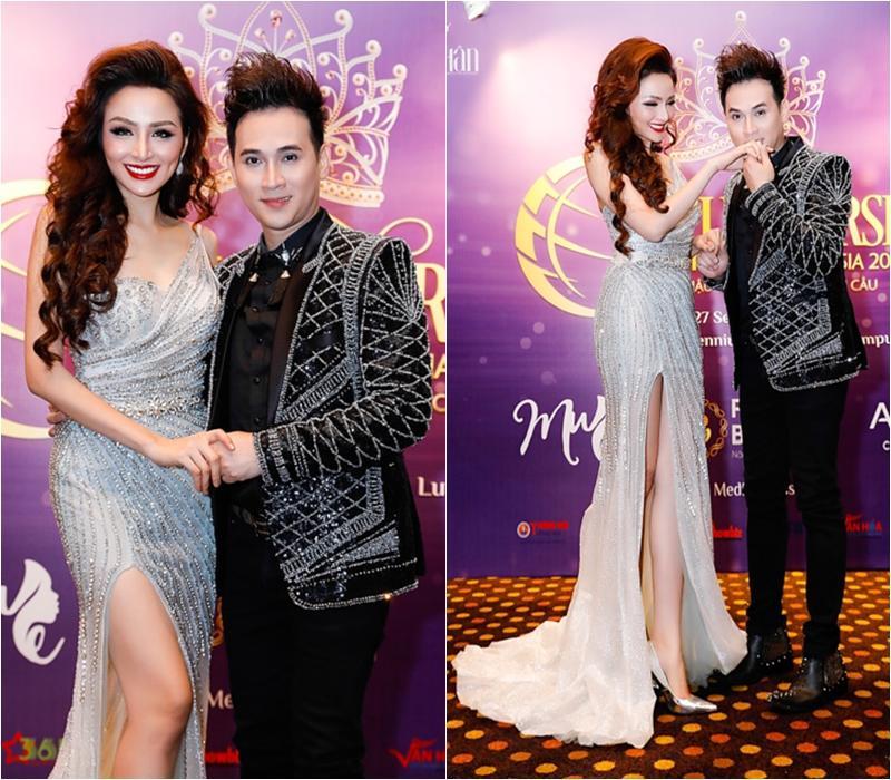 Xuất hiện lạ hoắc thế này, bạn có nhận ra đây là Hoa hậu nổi tiếng nào của showbiz Việt?-9