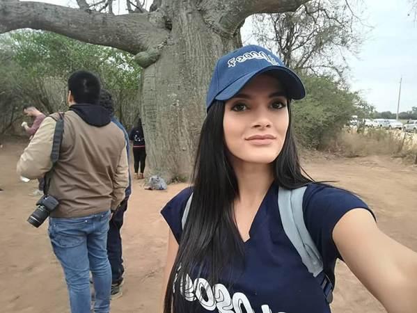 Nhan sắc đời thường của người đẹp Paraguay đăng quang Miss Grand 2018-4