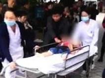 Nữ nghi phạm dùng dao tấn công khiến 14 trẻ mẫu giáo bị thương