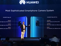 Huawei ra mắt Mate 20 và Mate 20 Pro tại Việt Nam