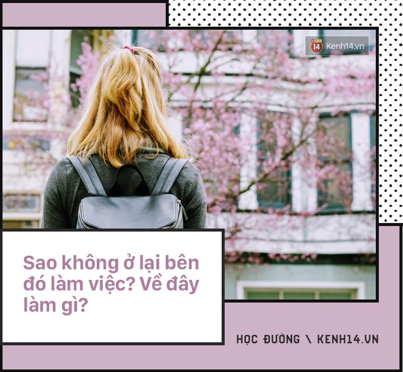 Du học sinh về nước bị hỏi những câu kém sang đến nực cười: Còn nhớ Tiếng Việt không? Thành Việt kiều rồi nhỉ?-3