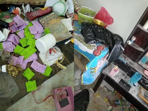 Cho chồng cũ thuê nhà, người phụ nữ khóc thét khi nhận phòng như bãi rác, bồn cầu đen kịt-3