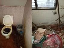 Cho chồng cũ thuê nhà, người phụ nữ khóc thét khi nhận phòng như bãi rác, bồn cầu đen kịt