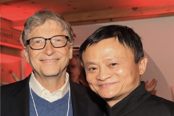 Jack Ma từng rất ghét Bill Gates: Không thể giàu như Gates nhưng làm tốt hơn Gates 1 việc-1