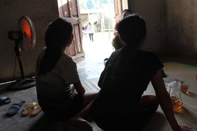 Rùng mình lời khai của nghi phạm hiếp dâm con gái ruột 14 tuổi đến có thai 5 tháng-1