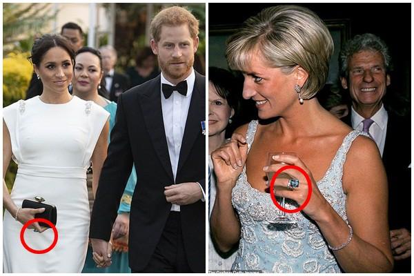 Meghan được gia đình chồng ưu ái, coi là Công nương Diana thứ hai vì lý do bất ngờ này-2