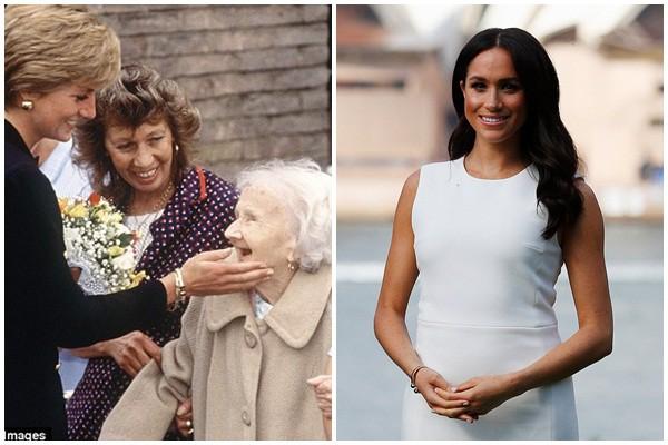Meghan được gia đình chồng ưu ái, coi là Công nương Diana thứ hai vì lý do bất ngờ này-3