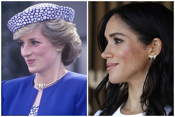 Meghan được gia đình chồng ưu ái, coi là Công nương Diana thứ hai vì lý do bất ngờ này-1