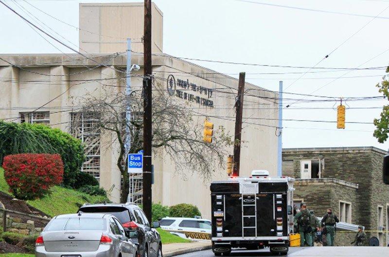 Chân dung kẻ bắn chết 11 người ở giáo đường Do Thái-4