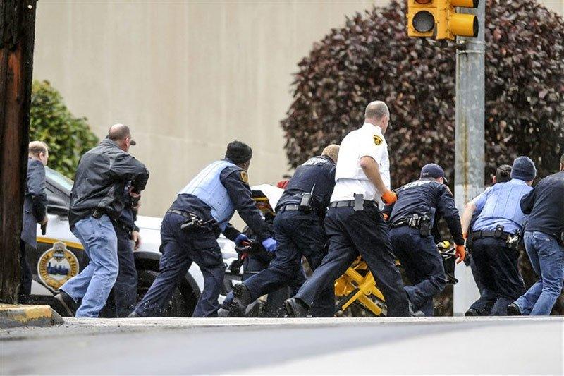 Chân dung kẻ bắn chết 11 người ở giáo đường Do Thái-3
