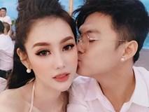 Đăng tấm hình ngọt ngào cùng Linh Chi, Lâm Vinh Hải bất ngờ để lộ bạn gái đang mang thai?