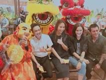Xuất hiện tình tứ bên Đàm Thu Trang, Cường Đô La để lộ thông tin đám cưới trong cuộc trò chuyện với bạn bè