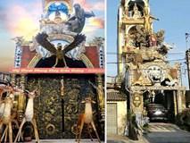 Ngôi nhà phong thủy kì quái ở Hưng Yên: Sự 'biến hình' khó lường