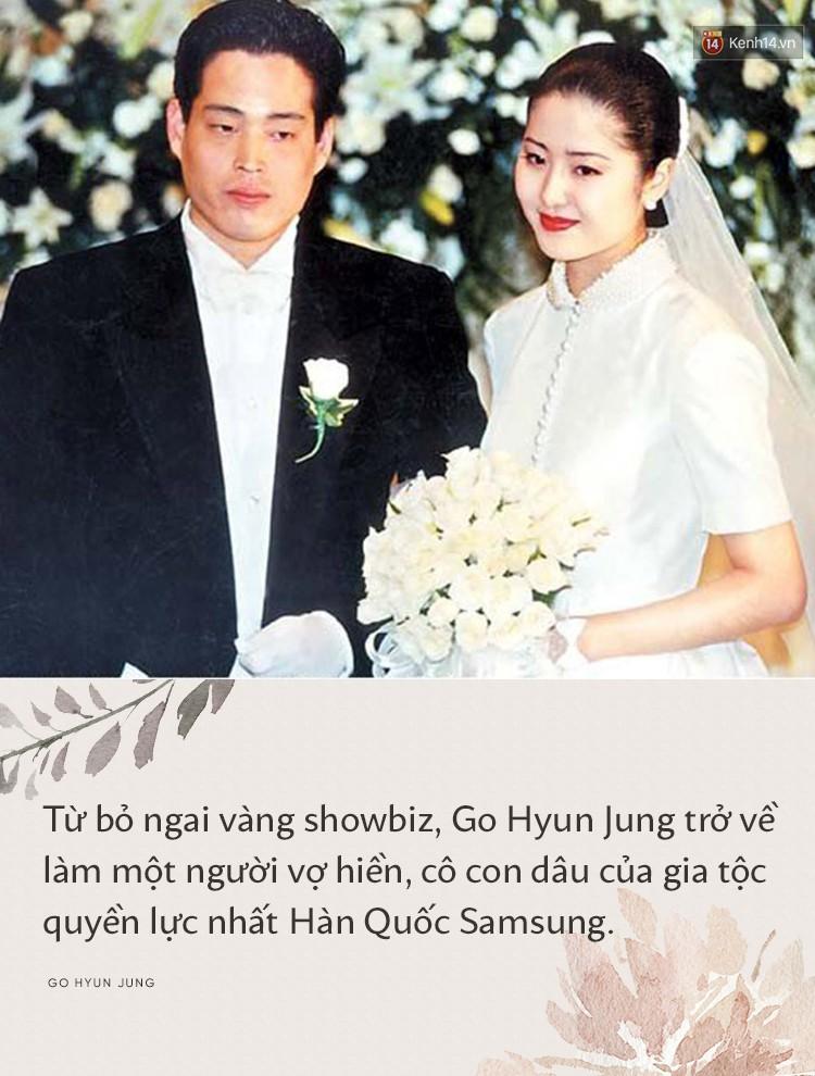 Bi kịch cô dâu đế chế Samsung Go Hyun Jung: 15 năm chịu đựng quy tắc ngầm, thành bà hoàng chỉ để 2 con được thấy mẹ-2