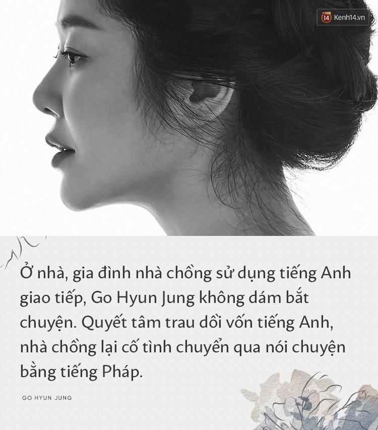 Bi kịch cô dâu đế chế Samsung Go Hyun Jung: 15 năm chịu đựng quy tắc ngầm, thành bà hoàng chỉ để 2 con được thấy mẹ-4