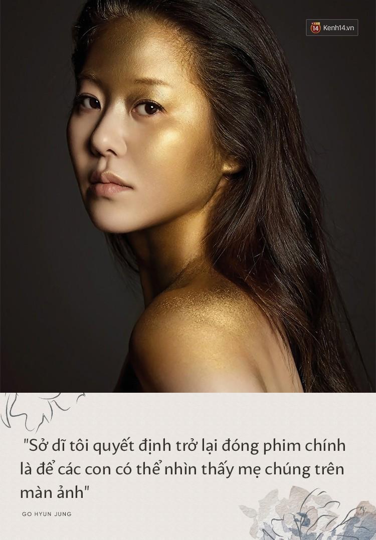 Bi kịch cô dâu đế chế Samsung Go Hyun Jung: 15 năm chịu đựng quy tắc ngầm, thành bà hoàng chỉ để 2 con được thấy mẹ-7