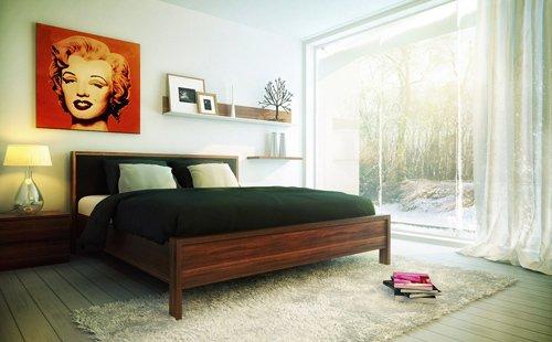 Tuyệt chiêu bài trí phòng ngủ để vợ chồng thuận hoà, không ngoại tình-5