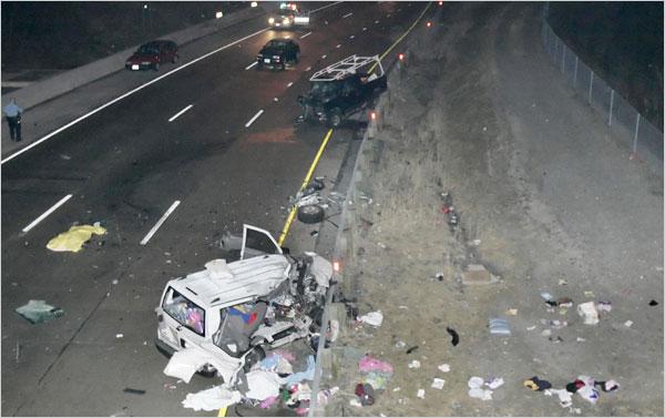 Cú sốc của người chồng cùng lúc mất vợ và 4 con vì gặp phải tài xế say xỉn-1
