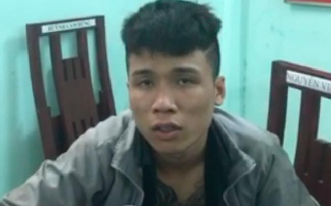 Vụ cướp giật làm cô gái ở Sài Gòn tử vong: Anh trai nghi can nhiễm HIV rạch tay cản đường trinh sát-1