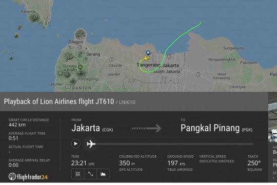[Nóng] Indonesia: Máy bay Lion Air lao xuống biển chở 188 người, có cả trẻ sơ sinh-2