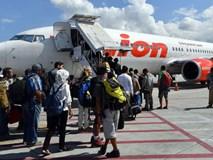 Có 20 quan chức bộ Tài chính Indonesia trên máy bay lao xuống biển