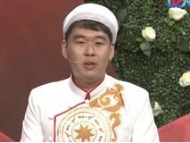 Chàng trai Hàn Quốc toát mồ hôi khi bị MC hỏi vặn: