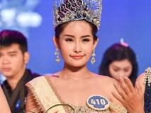 Lê Âu Ngân Anh tuyên bố lý do không trả lại vương miện Hoa hậu