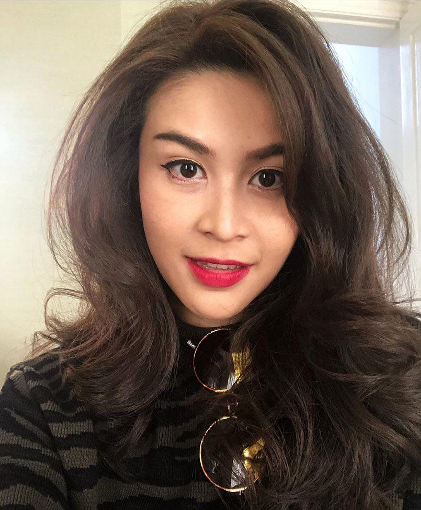 Sự nghiệp không phải dạng vừa của nữ trợ lý tử nạn cùng chủ tịch Leicester - Á hậu Hoàn vũ Thái Lan-9