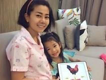 Diễn viên Mai Phương báo tin vui về sức khỏe:
