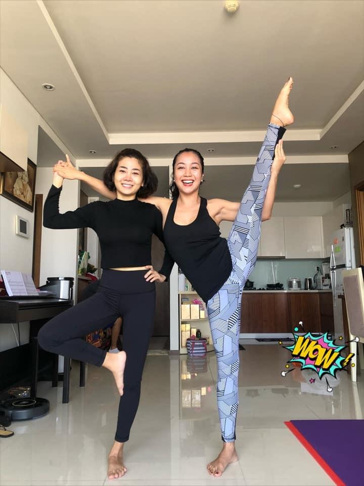 Diễn viên Mai Phương báo tin vui về sức khỏe: Đáp ứng thuốc tốt-5