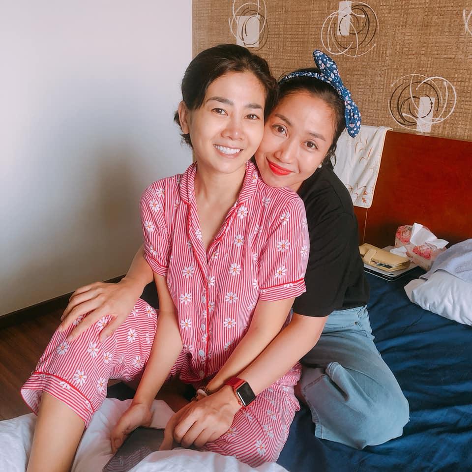 Diễn viên Mai Phương báo tin vui về sức khỏe: Đáp ứng thuốc tốt-8