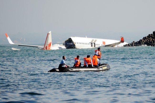 Vụ máy bay rơi ở Indonesia: 189 người trên chuyến bay không còn ai sống sót?-2