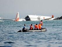 Vụ máy bay rơi ở Indonesia: 189 người trên chuyến bay không còn ai sống sót?