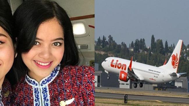 Lạnh người dòng chia sẻ cuối cùng như điềm báo của nữ tiếp viên xinh đẹp trên chuyến bay tử thần Lion Air JT610-2