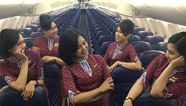 Lạnh người dòng chia sẻ cuối cùng như điềm báo của nữ tiếp viên xinh đẹp trên chuyến bay tử thần Lion Air JT610-3