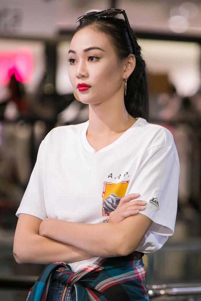 Tuyết Như (team Võ Hoàng Yến) lên tiếng về mâu thuẫn với Ban giám khảo và việc tố đồng đội 2 mặt-1