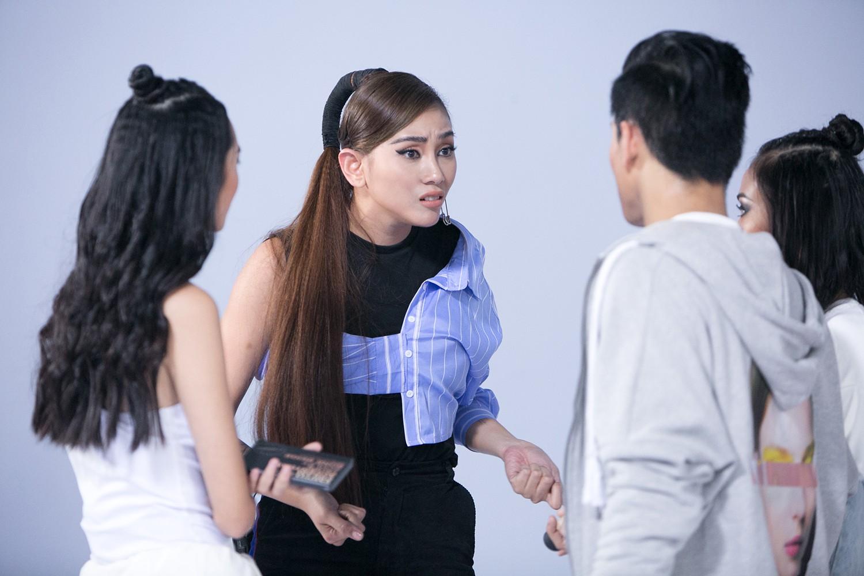Tuyết Như (team Võ Hoàng Yến) lên tiếng về mâu thuẫn với Ban giám khảo và việc tố đồng đội 2 mặt-3