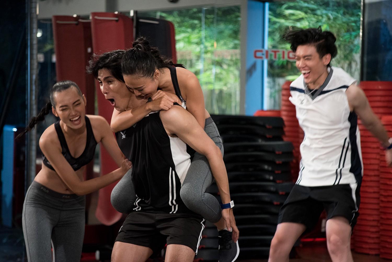 Tuyết Như (team Võ Hoàng Yến) lên tiếng về mâu thuẫn với Ban giám khảo và việc tố đồng đội 2 mặt-5