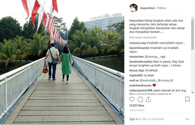 Bức hình ám ảnh gây xúc động mạnh trong tai nạn máy bay rơi ở Indonesia: Đôi vợ chồng nắm tay nhau đi đến thiên đường-2