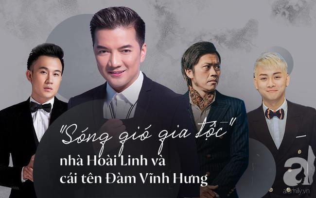 Gia đình quyền lực và sóng gió bậc nhất showbiz: Hoài Linh không nhìn mặt, Dương Triệu Vũ lại dính tin đồn yêu Mr. Đàm-1