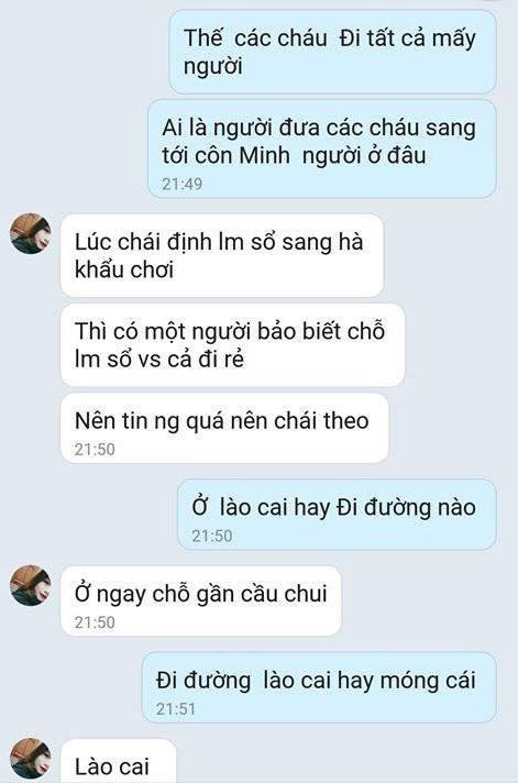 Cô gái 17 tuổi gửi định vị từ Trung Quốc báo tin bị bắt cóc-4