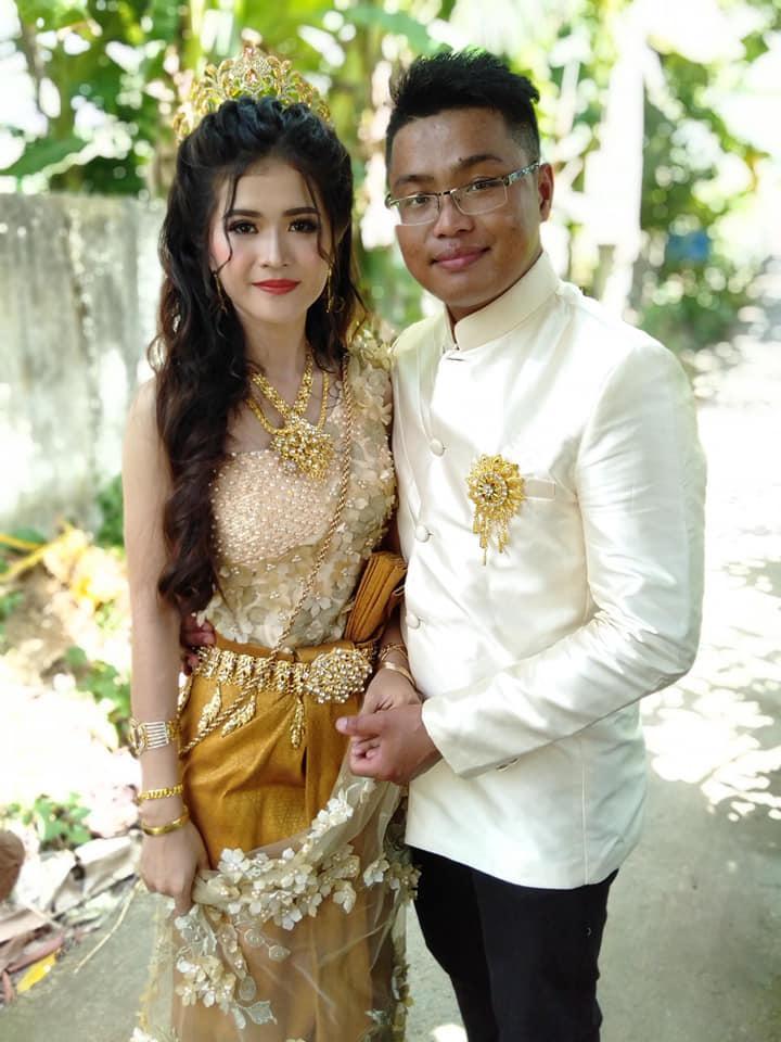 Sự thật bất ngờ đằng sau nhan sắc cô dâu Khmer được khen xinh hơn hoa hậu!-4