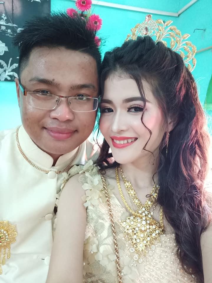 Sự thật bất ngờ đằng sau nhan sắc cô dâu Khmer được khen xinh hơn hoa hậu!-5