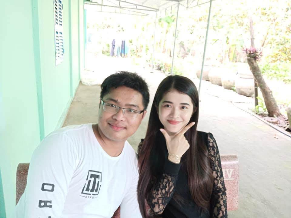 Sự thật bất ngờ đằng sau nhan sắc cô dâu Khmer được khen xinh hơn hoa hậu!-7