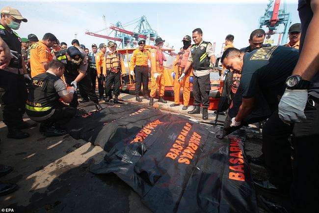 Thực hư về bức ảnh em bé sống sót trên chuyến bay tử thần Lion Air JT 610 được chia sẻ chóng mặt trên mạng-3