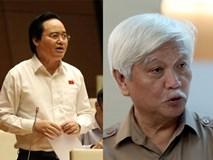 Ông Phùng Xuân Nhạ, Dương Trung Quốc nói về