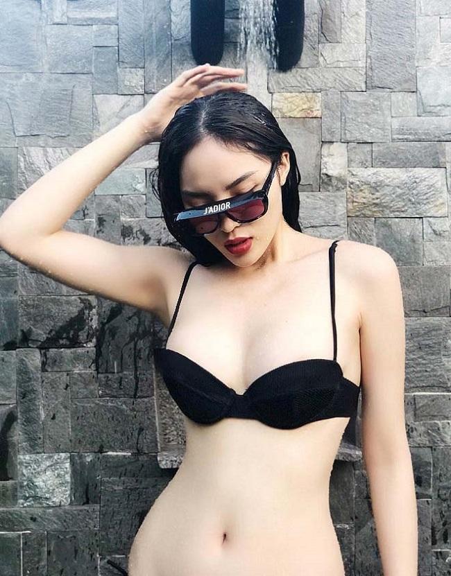 Top Thần Vệ nữ có thân hình gợi tình nhất làng chân dài Việt hiện nay-14