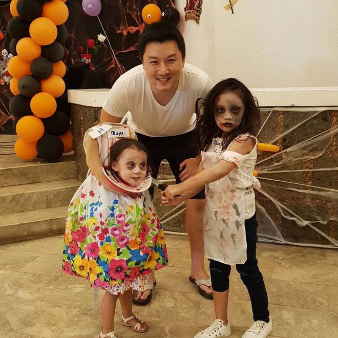 Cân hết mọi loại ma quỷ, cô bé Philippines nổi tiếng toàn cầu với màn ôm đầu đi xin kẹo Halloween-2